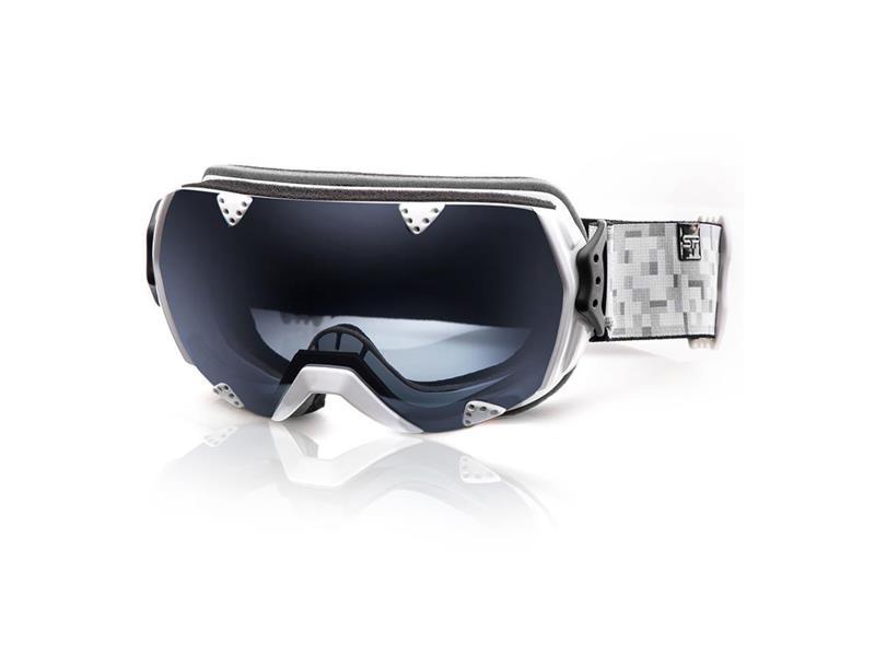 Brýle lyžařské SPOKEY RED ROCK šedé