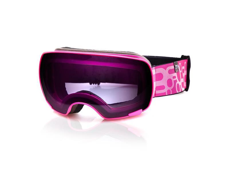 Brýle lyžařské SPOKEY YOHO růžové