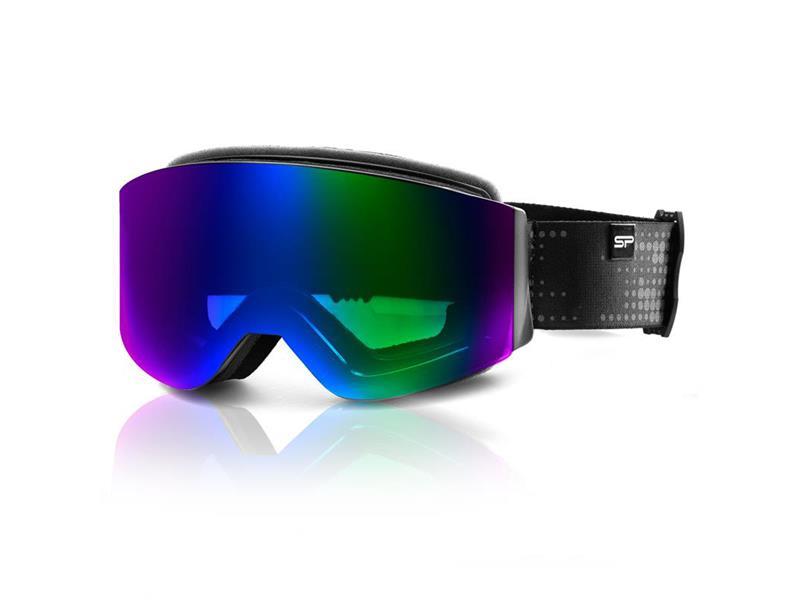 Brýle lyžařské SPOKEY GRANBY černo-modré