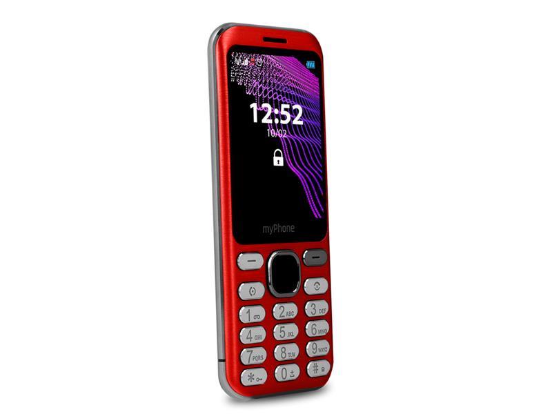 Telefon MYPHONE MAESTRO RED