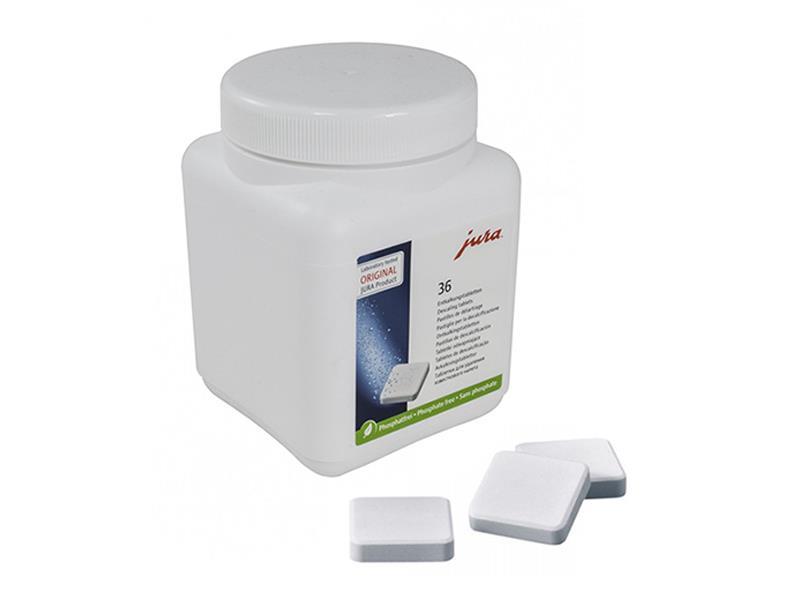 Odvápňovací tablety do kávovaru JURA 36ks