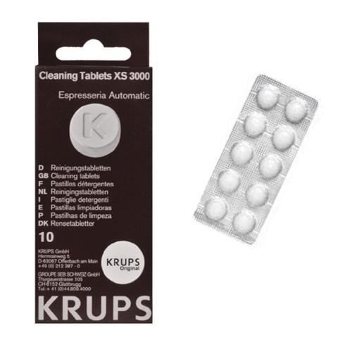 Čisticí tablety do kávovaru KRUPS XS300010