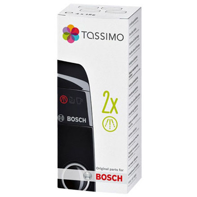 Odvápňovací tablety do kávovaru BOSCH TASSIMO TCZ6004 4ks