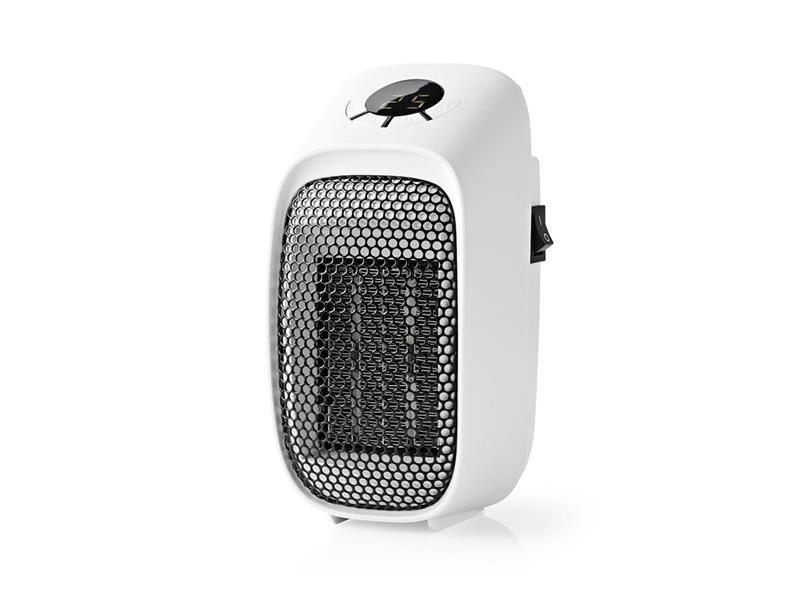 Teplovzdušný ventilátor NEDIS HTPN10FWT