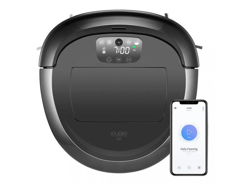 Vysavač robotický iCLEBO O5