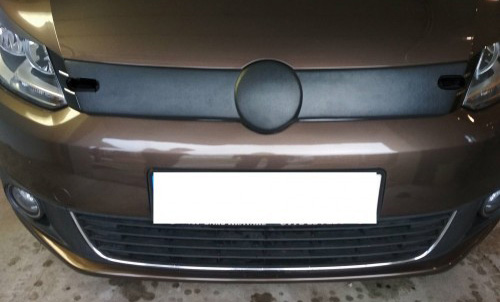 Clona chladiče zimní VW TOURAN 2011 - 2015