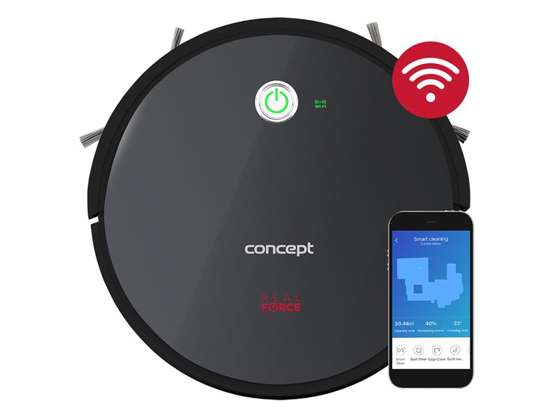 Vysavač robotický CONCEPT VR-3000