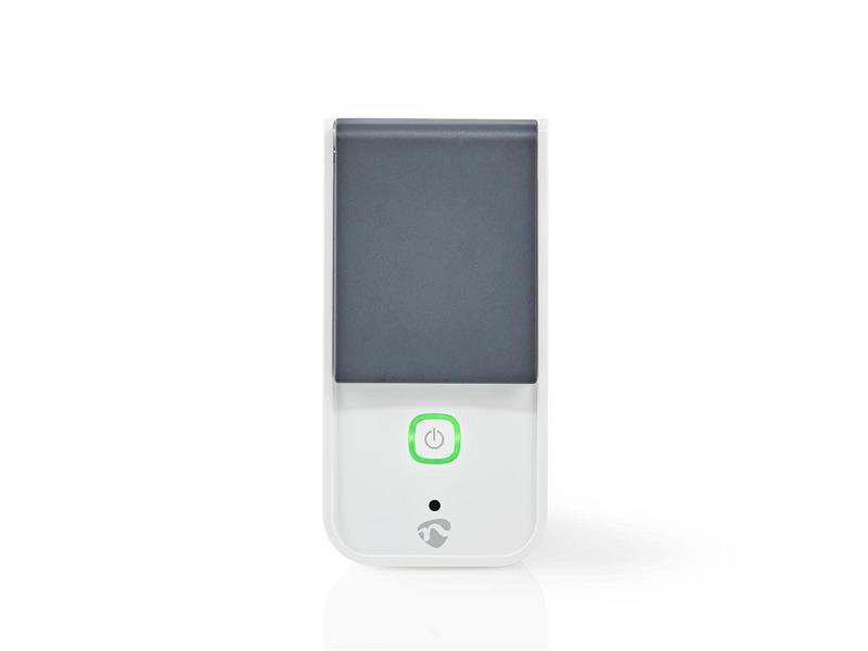 Chytrá WiFi zásuvka NEDIS WIFIPO120EWT SMARTLIFE