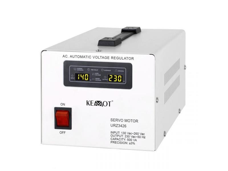 Levně Stabilizátor napětí KEMOT MSER-1000