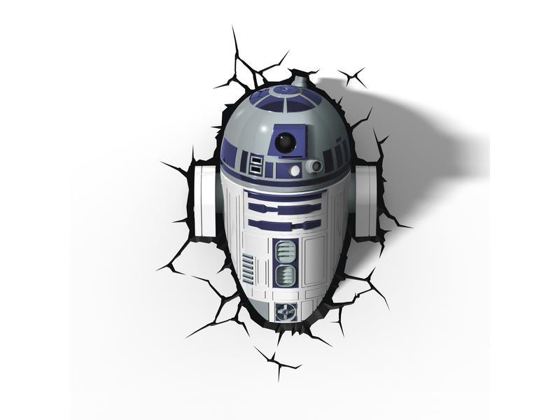 Světlo 3D EP7 - Star Wars R2D2