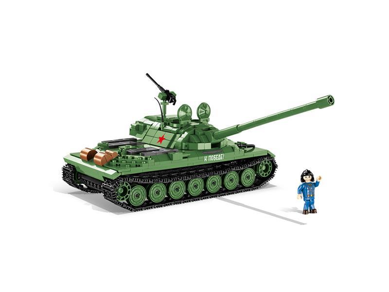 Stavebnice COBI 3038 World of Tanks IS-7, 650 k, 1 f