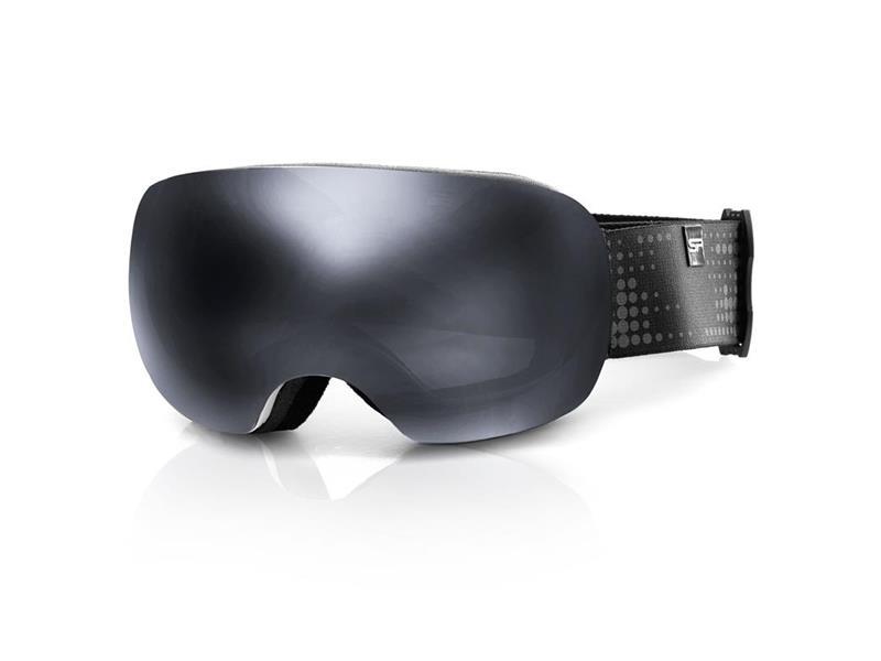 Brýle lyžařské SPOKEY LOGAN šedé