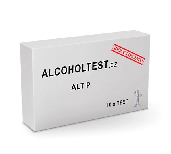 Detekční trubičky V-NET ALCOHOLTEST ALT P 10ks