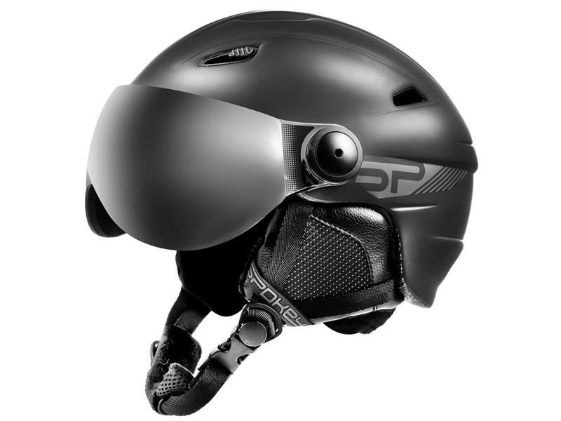 Přilba lyžařská SPOKEY JASPER černá vel.L/XL