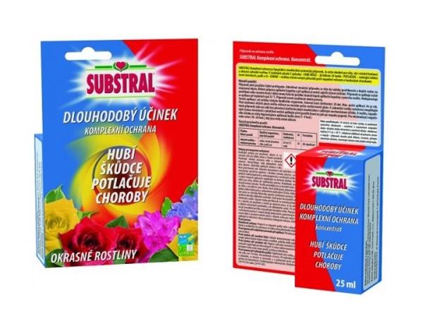 Přípravek proti škůdcům SUBSTRAL 2v1
