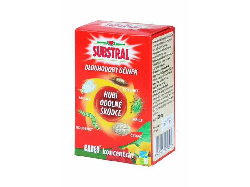 Přípravek proti škůdcům SUBSTRAL Careo 100ml