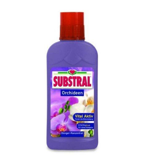 Hnojivo kapalné SUBSTRAL pro orchideje 250ml