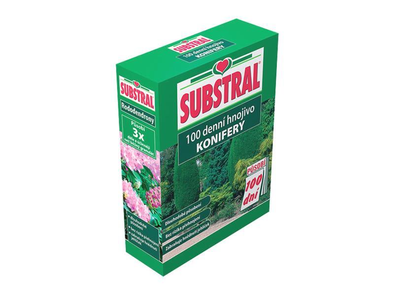 Hnojivo granulované SUBSTRAL pro konifery 1kg