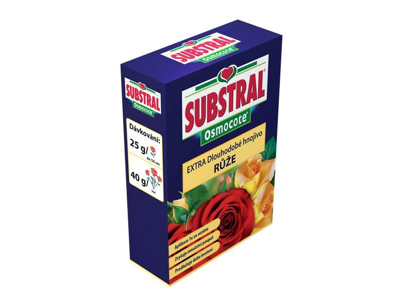 Hnojivo SUBSTRAL Osmocote pro růže 300g