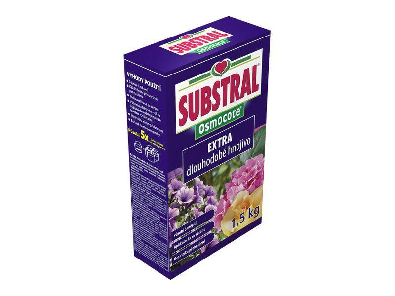 Hnojivo SUBSTRAL Osmocote pro zahradu 1.5kg