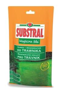 Hnojivo trávníkové SUBSTRAL 350g