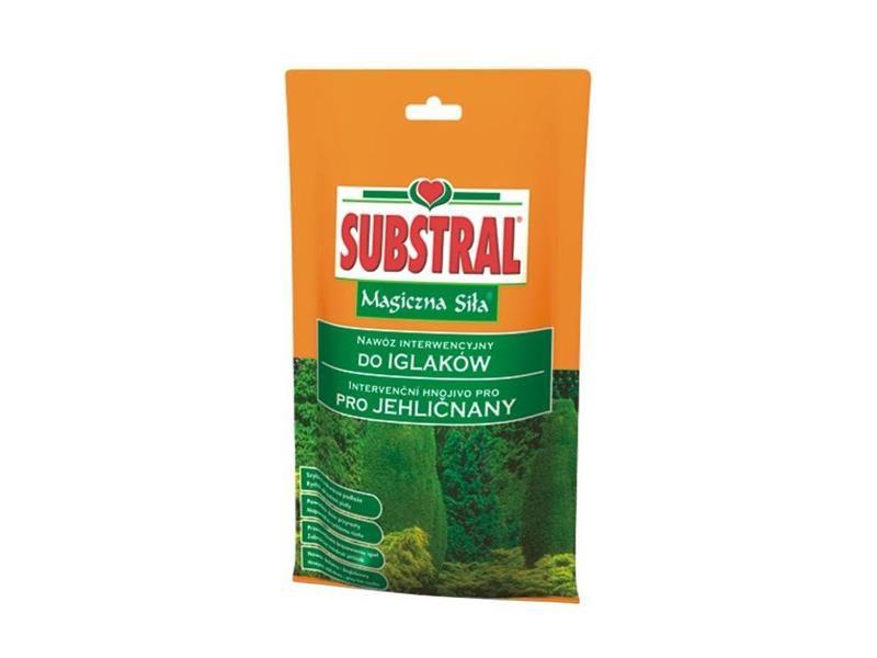 Hnojivo SUBSTRAL pro jehličnany 350g