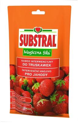 Hnojivo SUBSTRAL pro jahody 350g
