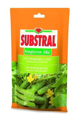 Hnojivo SUBSTRAL pro okurky 350g