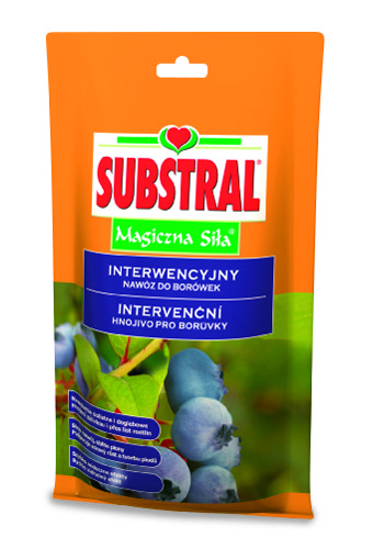 Hnojivo SUBSTRAL pro americké borůvky 350g