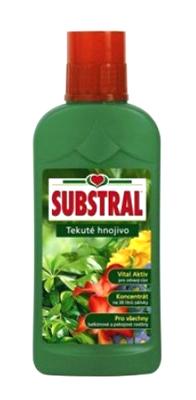 Hnojivo kapalné SUBSTRAL pro květiny 250ml