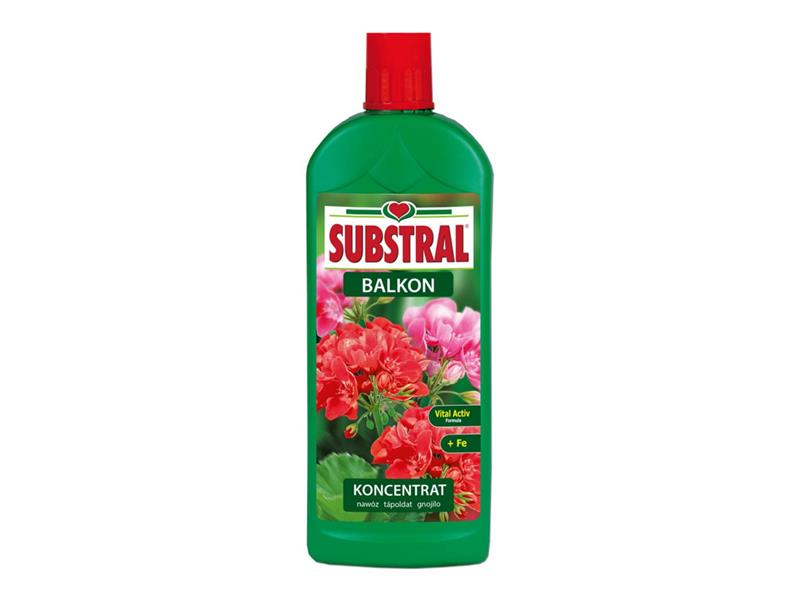 Hnojivo kapalné SUBSTRAL pro květiny 1L