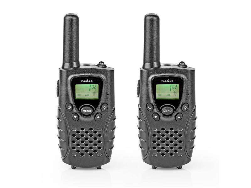 Vysílačky NEDIS WLTK0800BK