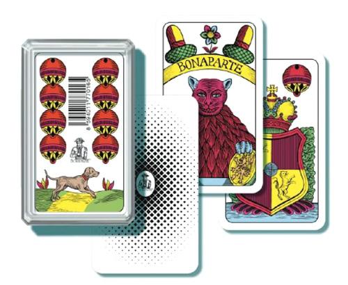 Karetní hra BONAPARTE Mariáš jednohlavý