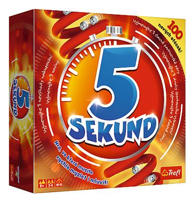 Hra stolní TREFL 5 SEKUND