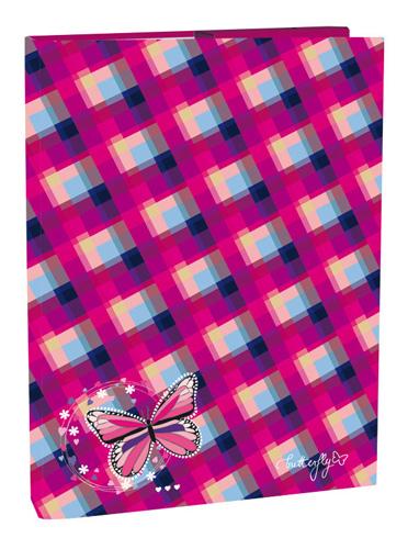 Box na sešity A5 Butterfly STIL