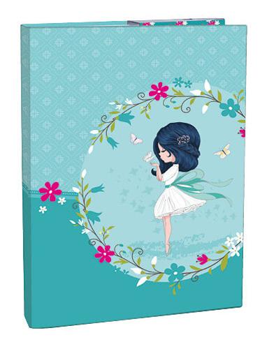 Box na sešity A4 Cute Anna STIL