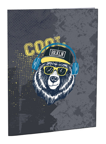 Desky na abecedu Cool bear STIL