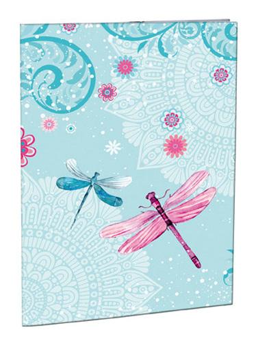 Desky na abecedu Dragonfly STIL