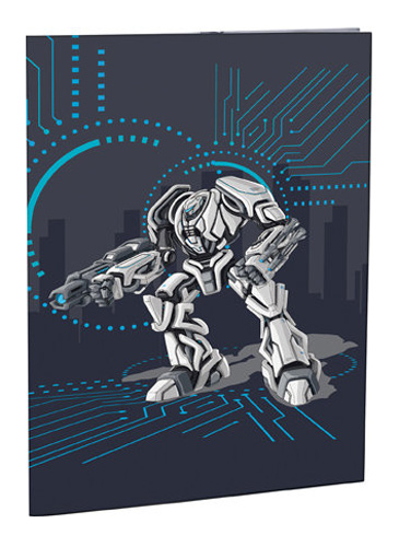 Desky na abecedu T-Robot STIL