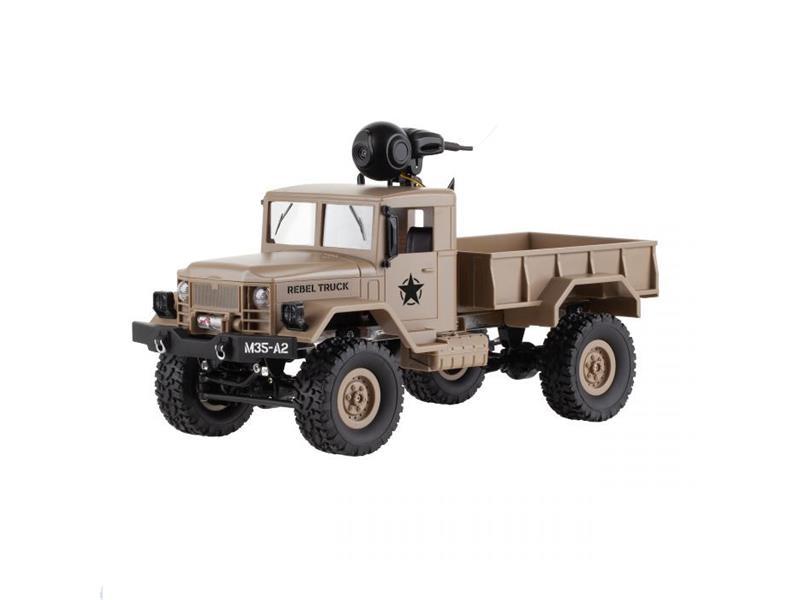 RC model auto REBEL TRUCK ZAB0115