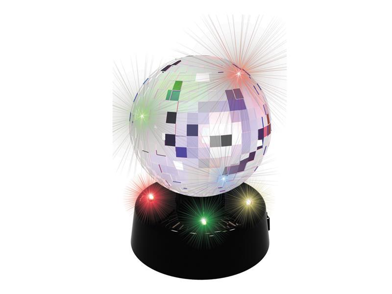 Zrcadlová disko koule Party Fun lights