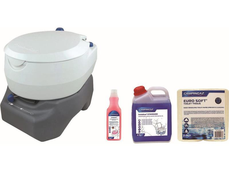 Chemická toaleta CAMPINGAZ 20L Portable Toilet Combo