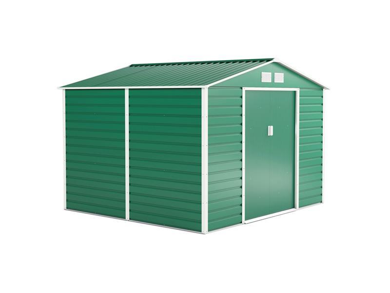 Zahradní domek G21 GAH 706 277 x 255 cm Green