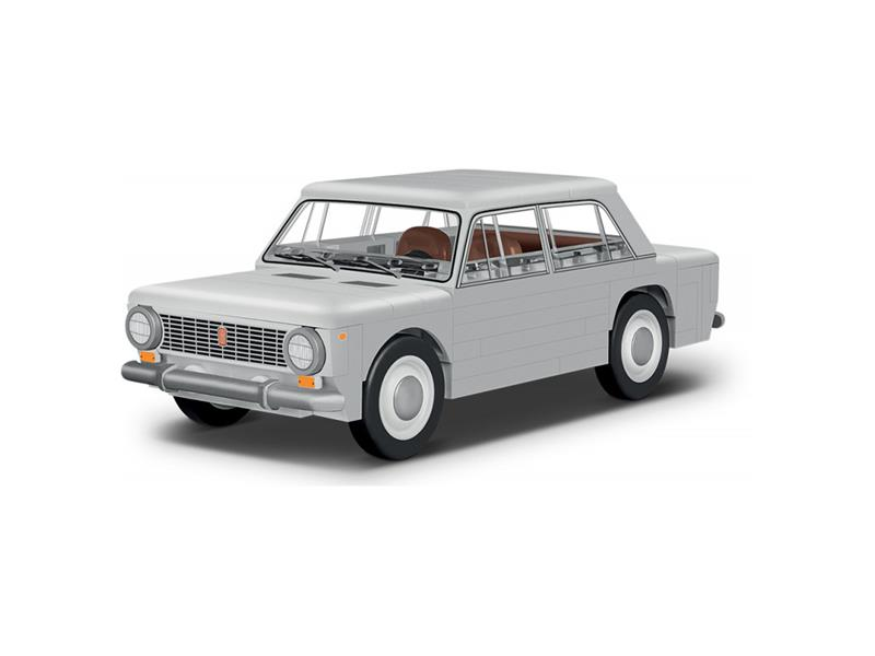 Stavebnice COBI 24521 Youngtimer Fiat 124 Berlina 1200