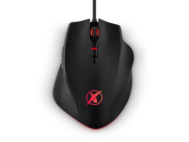 Myš drátová NICEBOY ORYX M600 herní