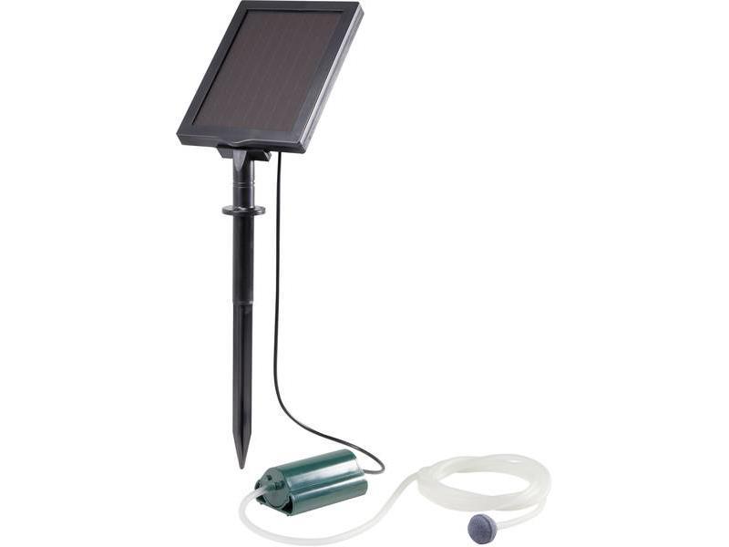 Solární provzdušňovač pro jezírka Renkforce 1407477