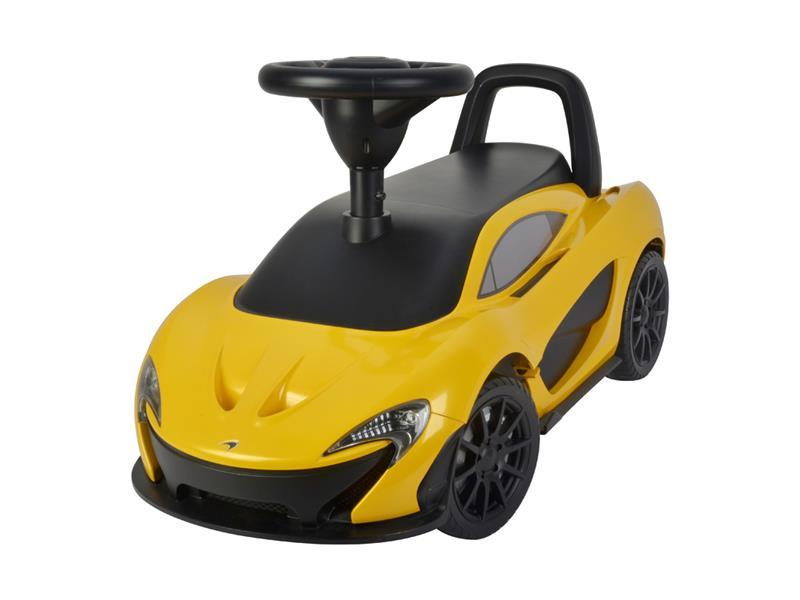 Odrážedlo McLaren P1 BUDDY TOYS BPC 5143 žluté