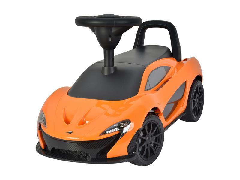 Odrážedlo BUDDY TOYS BPC 5144 McLaren P1 oranžové