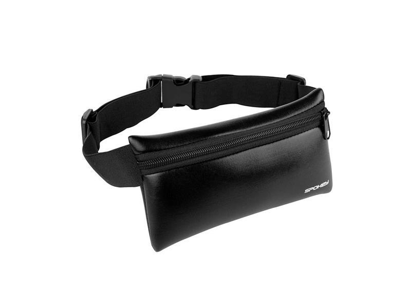 Ledvinka sportovní SPOKEY HIPS BAG černá