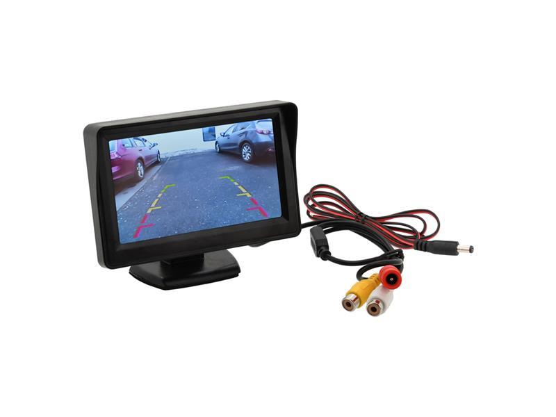 Displej LCD COMPASS 33397 pro parkovací kameru